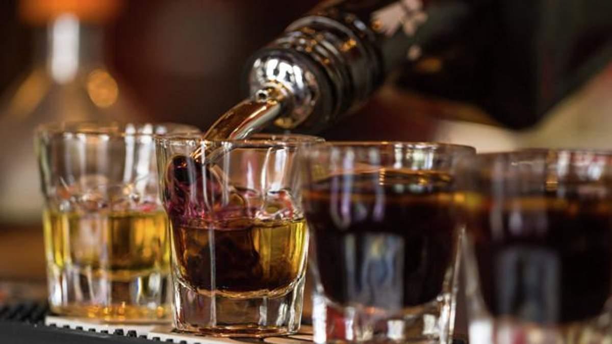 Який алкогольний напій найшвидше викликає звикання
