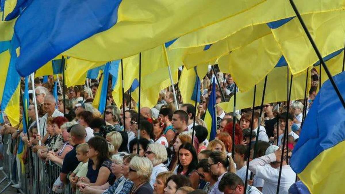 Количество населения Украины