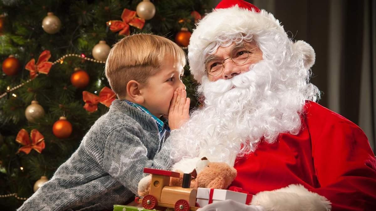 Когда дети перестают верить в Деда Мороза