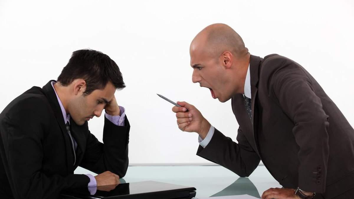 Яку користь може нести жахливий керівник: відповідь науковців