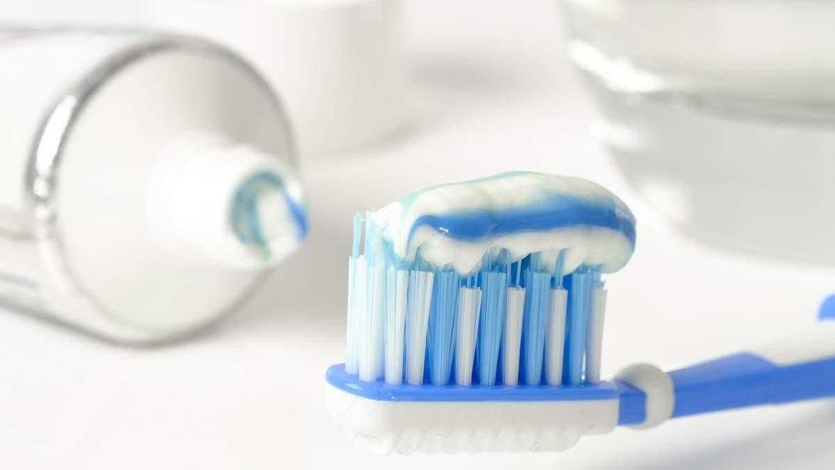 Обнаружили опасность зубной пасты, мыла и шампуня