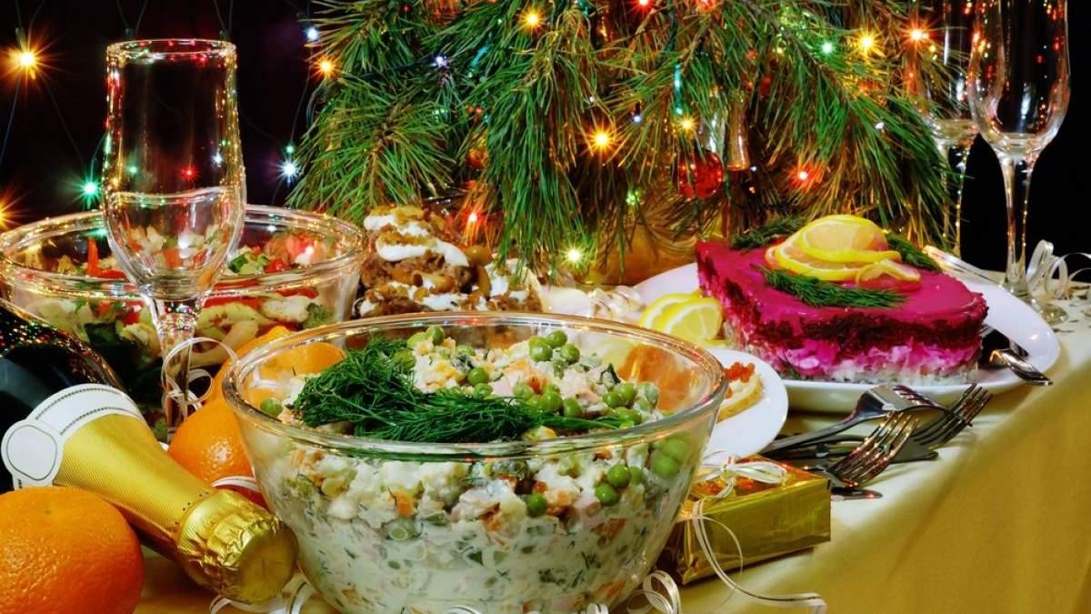 Меню на Новый год 2019 - что готовить на праздничный стол