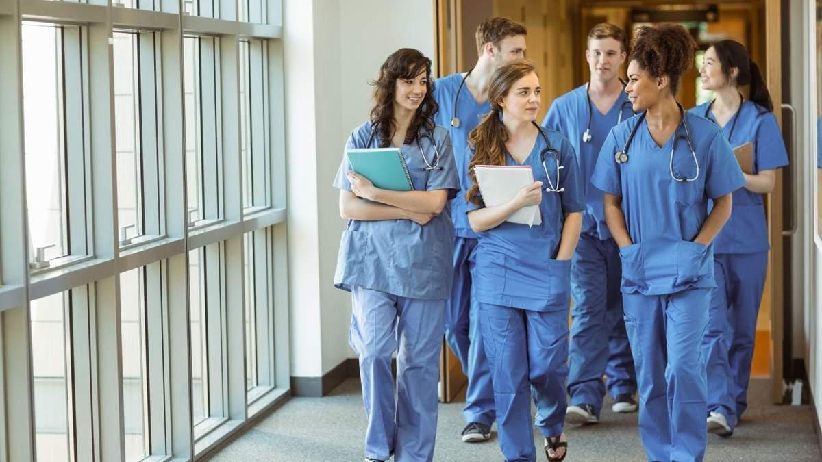 В Украине создадут новый медицинский университет национального уровня