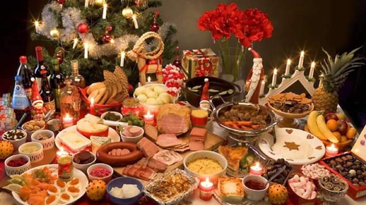 Як зробити святковий стіл кориснішим