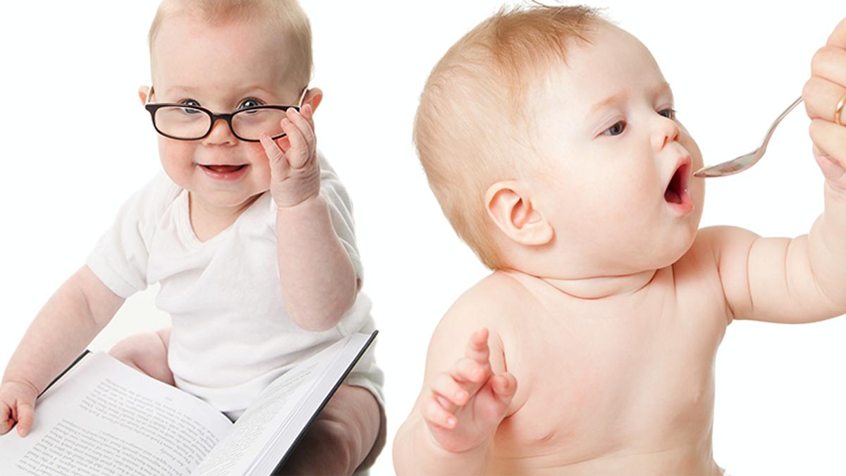 Как правильно ухаживать за ребенком: от сна и еды до изучения языков