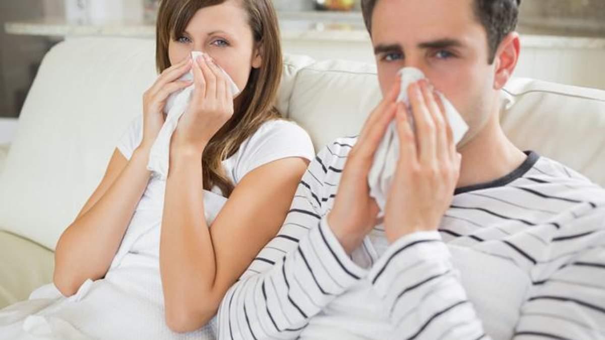 Чому деякі люди швидше підхоплюють застуду: відповідь вчених
