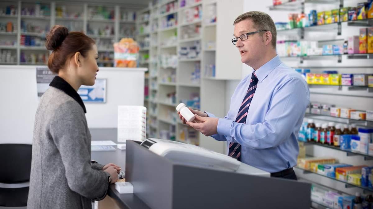 В Украине вступил в силу закон о возврате лекарств в аптеки
