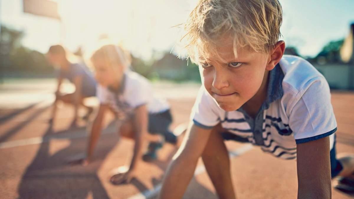 З якого віку дитину потрібно привчати до спорту