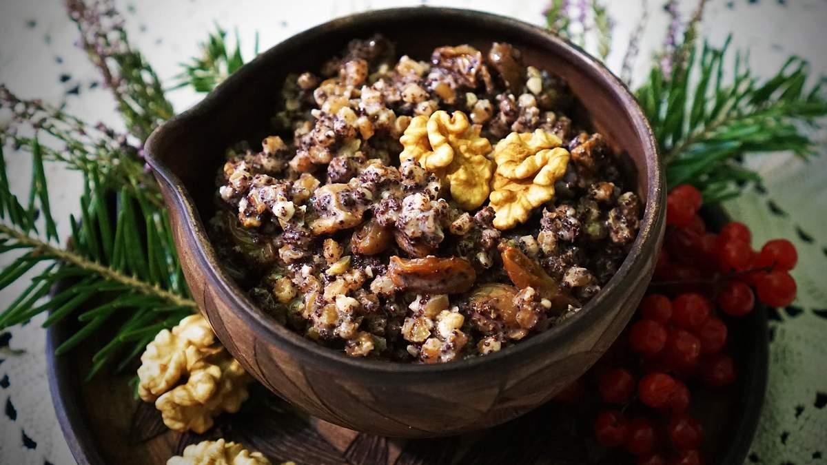 Кутя – головна страва на Святвечір: чим корисна та скільки її можна з'їсти
