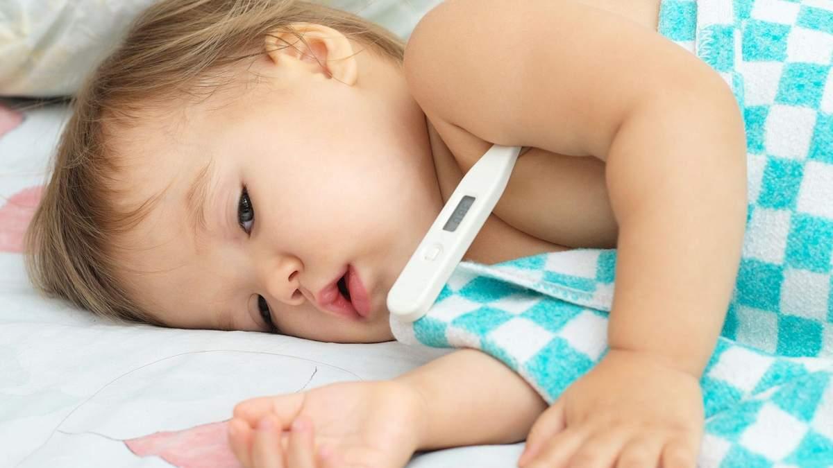 Не только 36,6°C: врач назвала нормальную температуру тела у детей