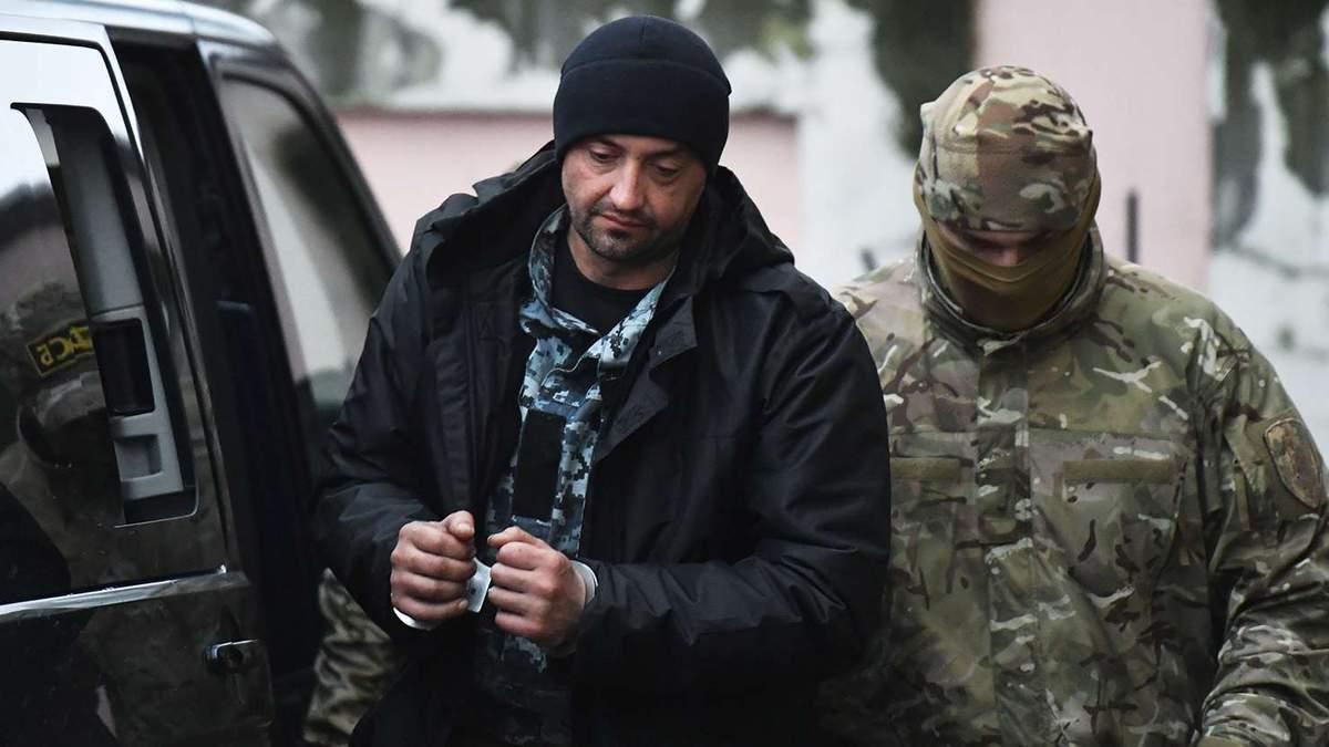 """В России заявили об """"отличном"""" здоровье пленных моряков, несмотря на то, что им не дают лекарств"""