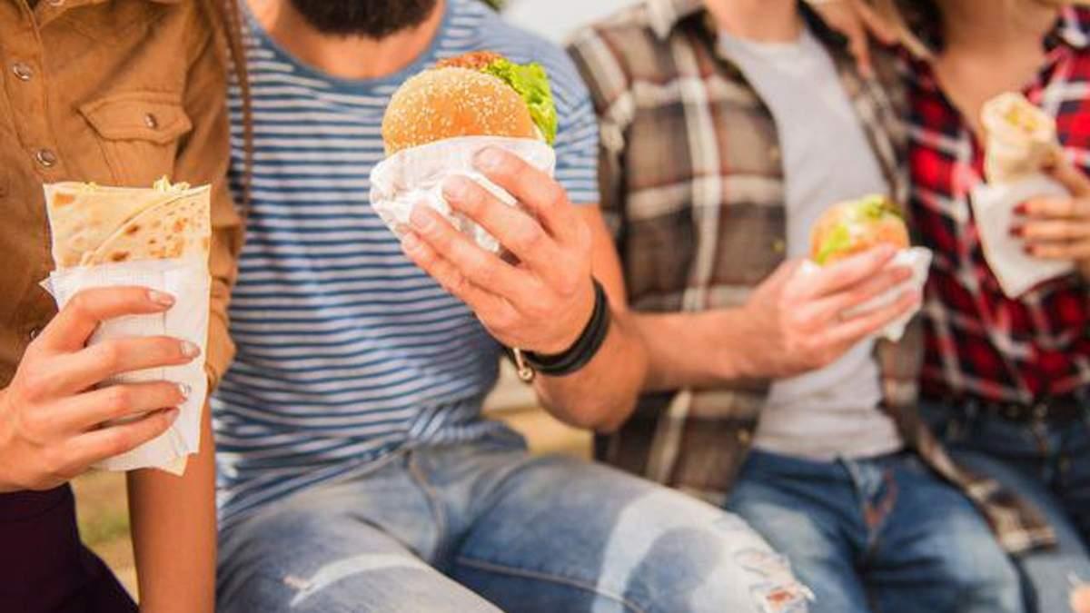 Украина – первая в рейтинге смертности из-за неправильного питания