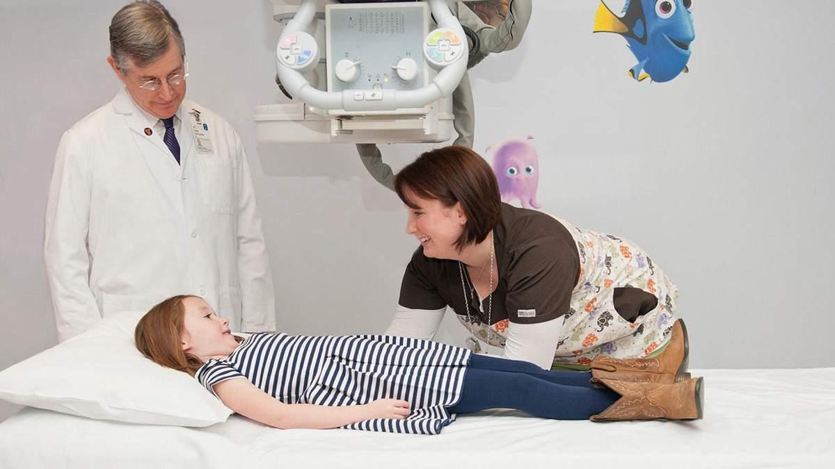 Насколько безопасны для ребенка рентгеновские лучи: ответ врача