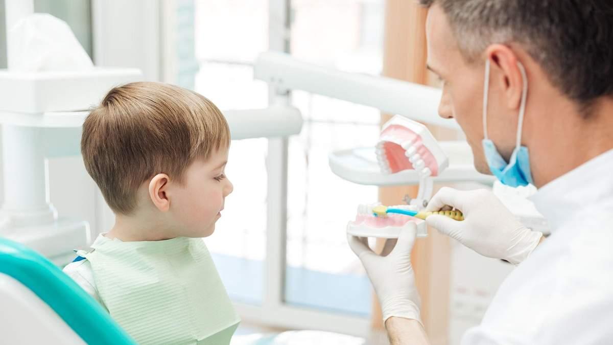 Як налаштувати дитину на лікування зубів