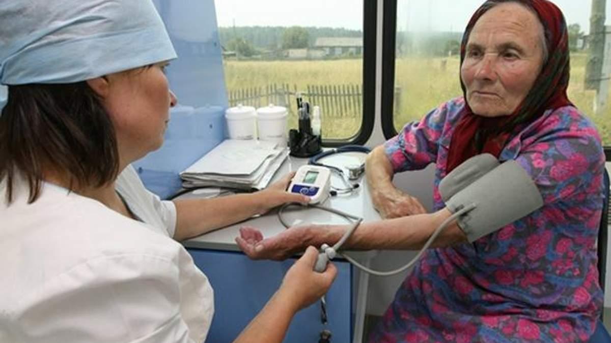 Нові сільські медамбулаторії: сучасні умови замість грибка і цвілі