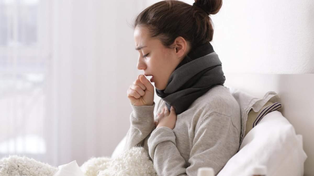 Як відрізнити бронхіт від пневмонії: ознаки