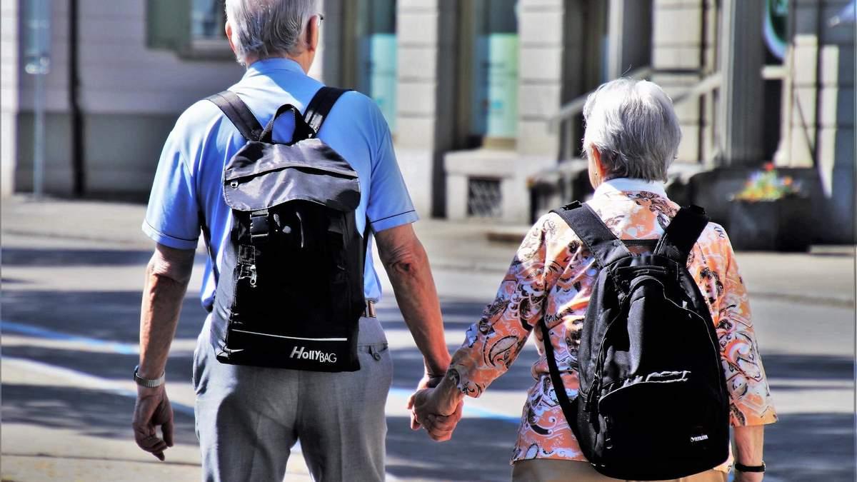 Как влияет брак на здоровье пожилых людей