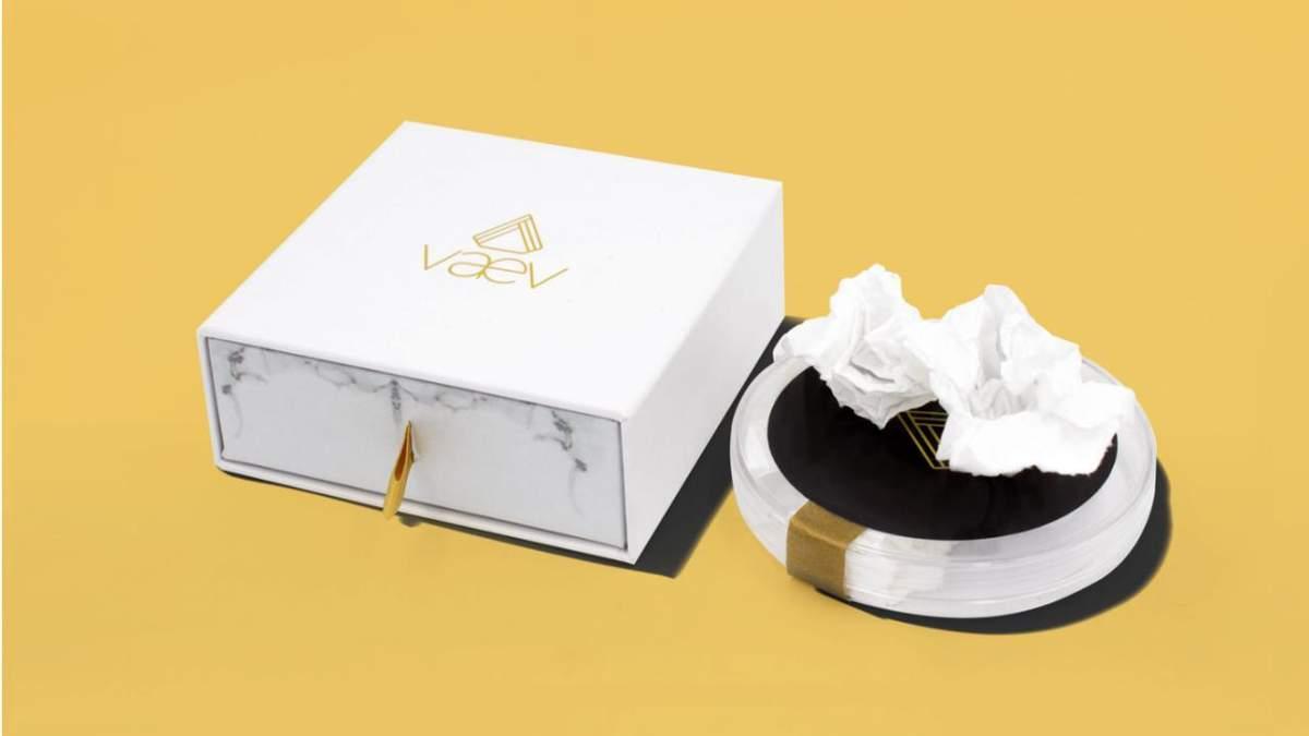 Прибыльный стартап: в США продают носовые платки с вирусом