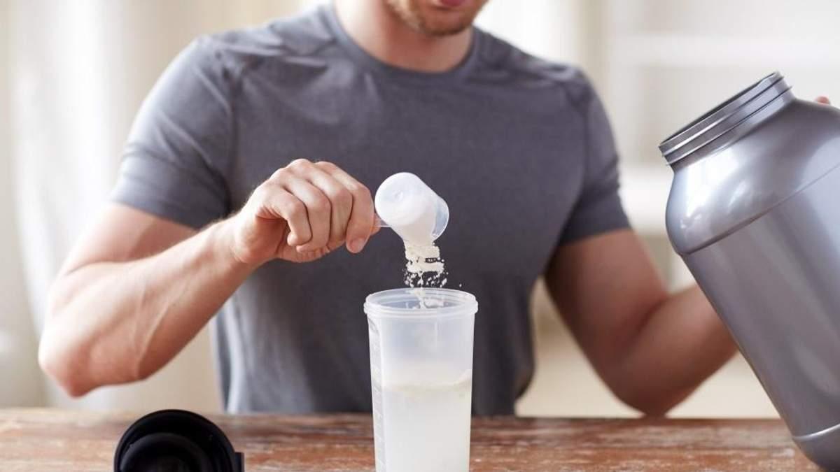 Як правильно вживати протеїн під час схуднення