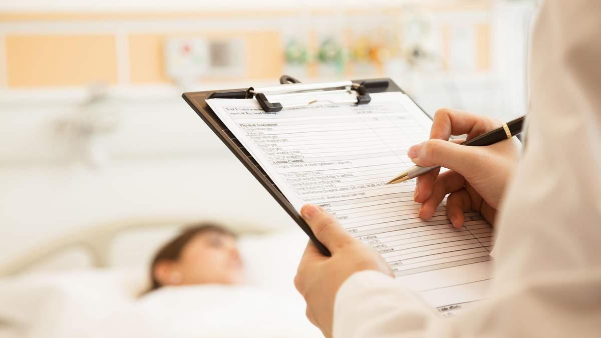 Впервые с начала года прирост количества больных корью снизился