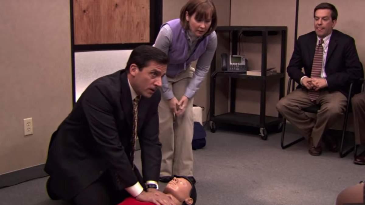 Сериал помог мужчине спасти жизнь