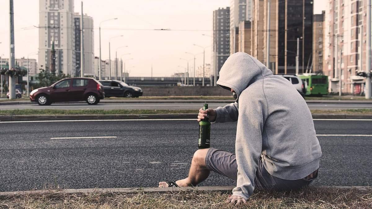 Скільки людей в світі залежні від наркотиків і алкоголю
