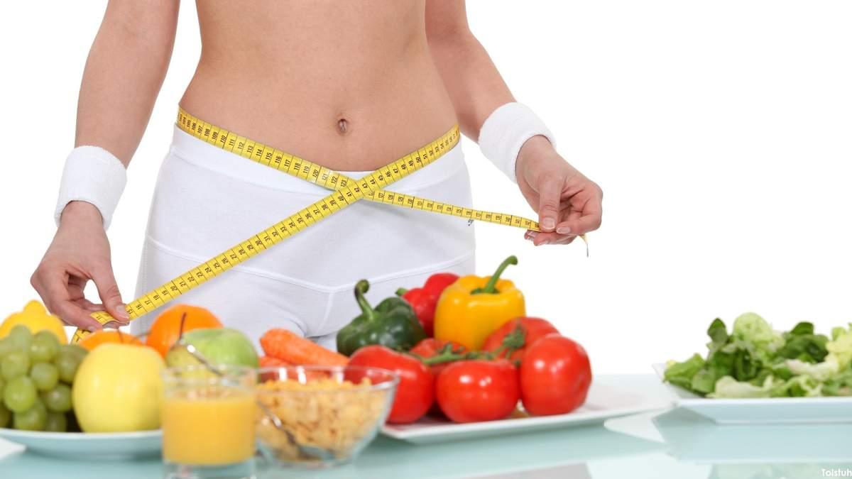 Як ефективно схуднути та не набрати зайву вагу: три важливі правила