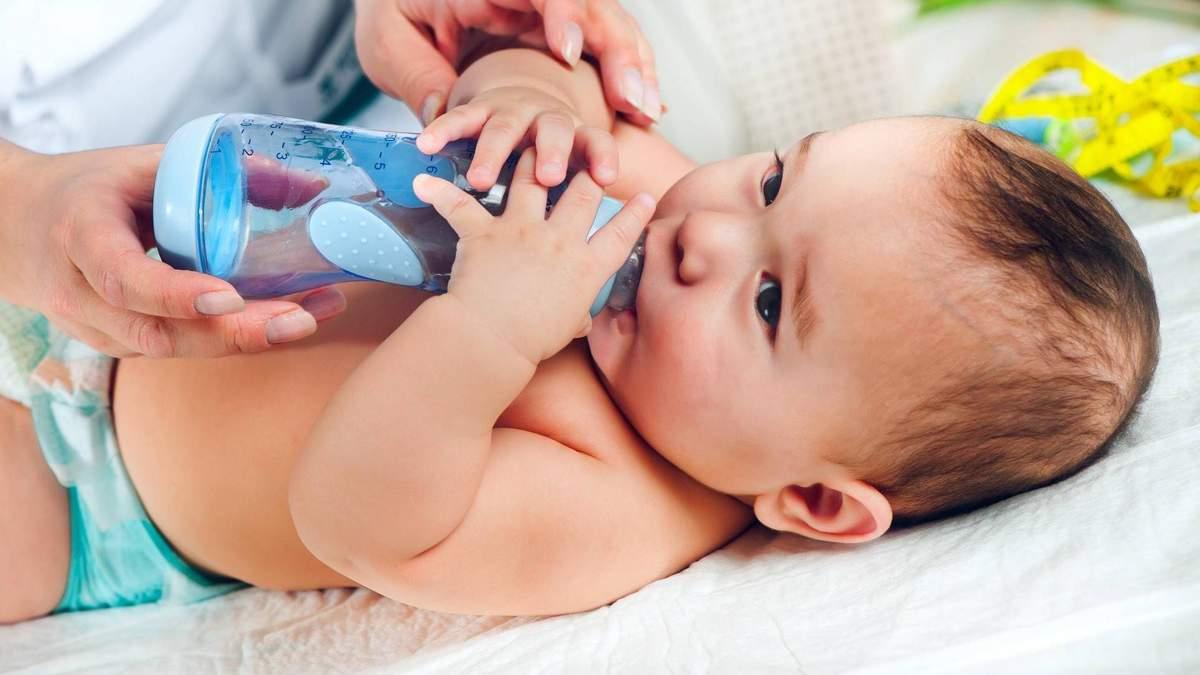 Правильне харчування для дітей - що можна пити дітям