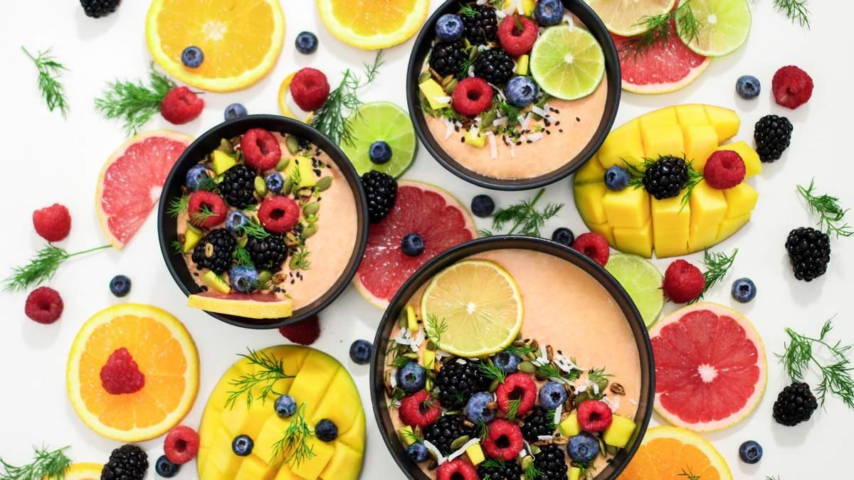 Що станеться, якщо їсти лише фрукти та овочі щодня