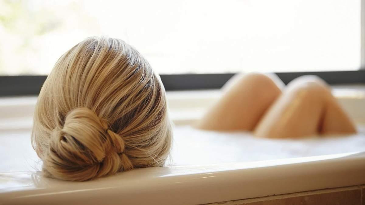 Чи можна митися під час хвороби