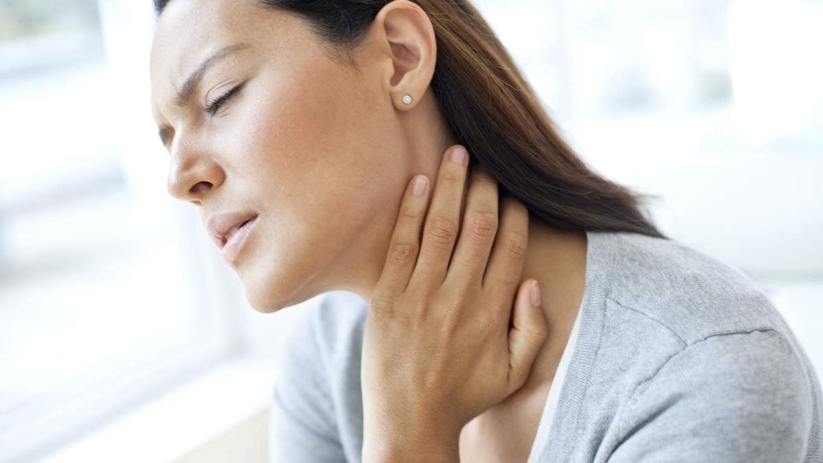 Почему болит горло – причины и виды боли в горле