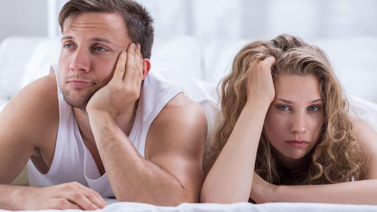 Що дратує в сексі
