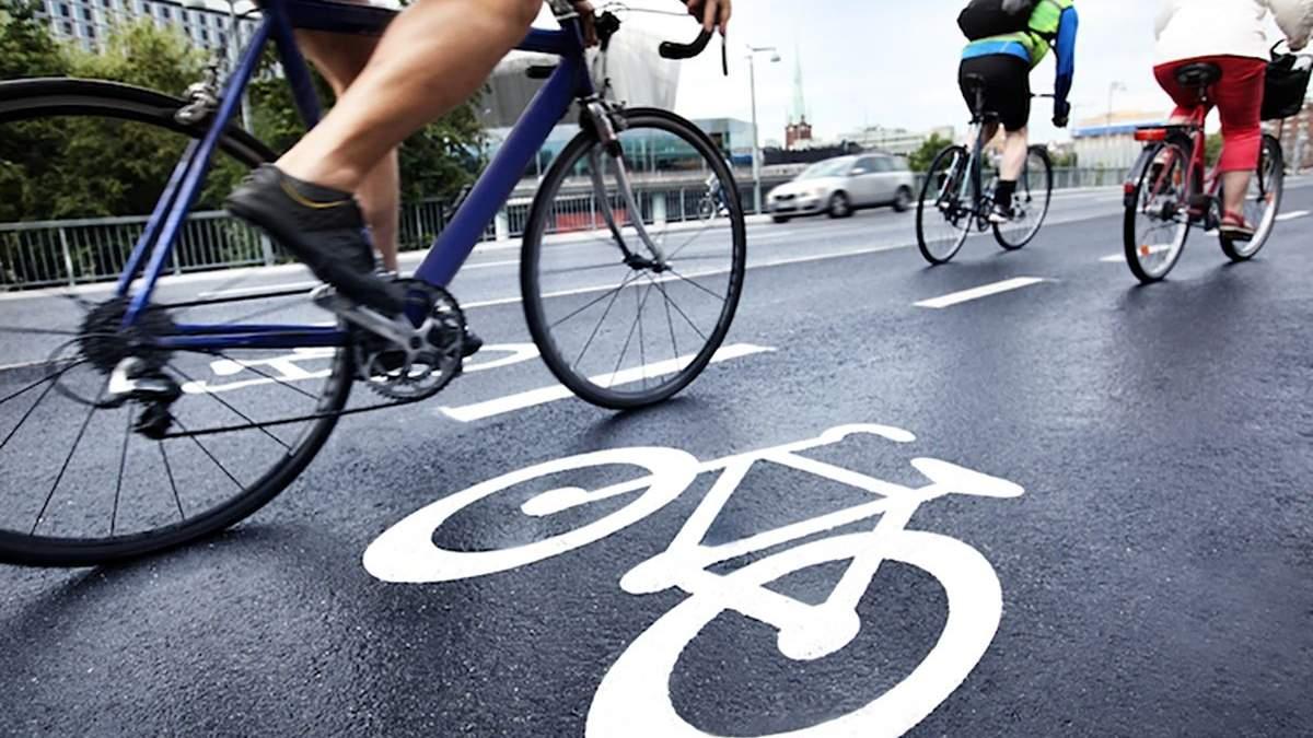 Правила безпечної їзди на велосипеді