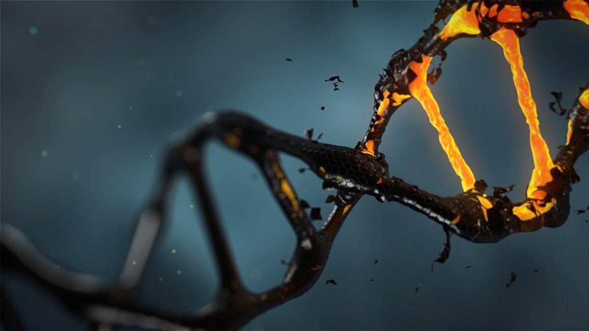 Ученые смогут определять точную причину рака по ДНК (иллюстрация)