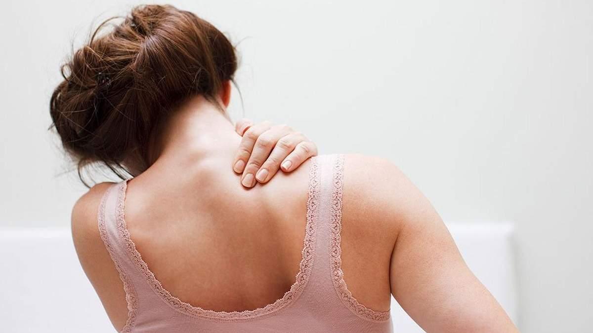 Боль в плече - причины боли и диагностика