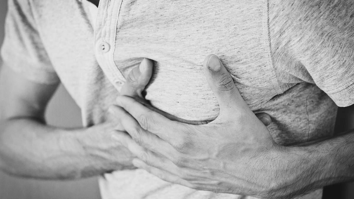 Причини болю у грудній клітці, ознаки і симпотоми