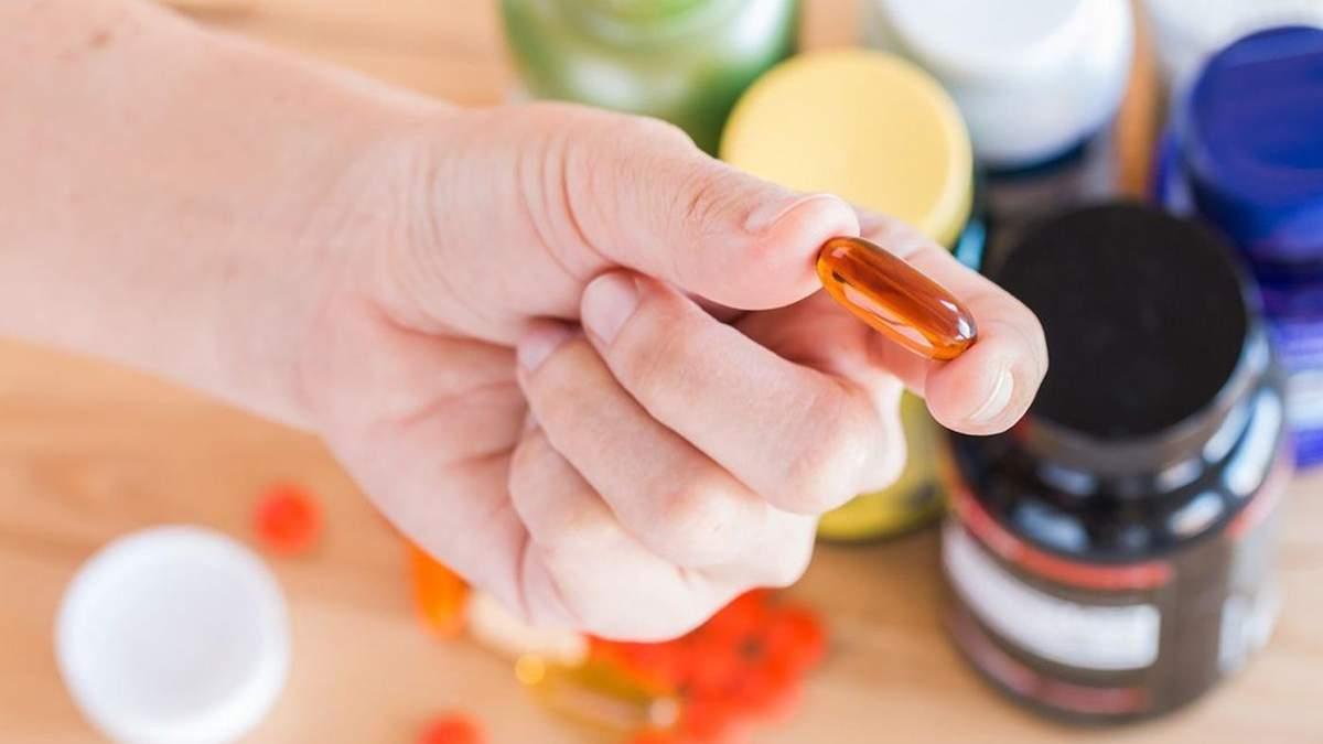 Лікар спростував найпоширеніші міфи про вітаміни
