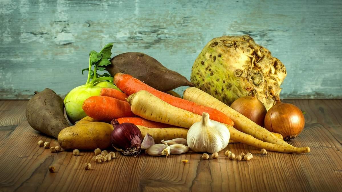 Продуктов с отрицательной калорийностью не существует