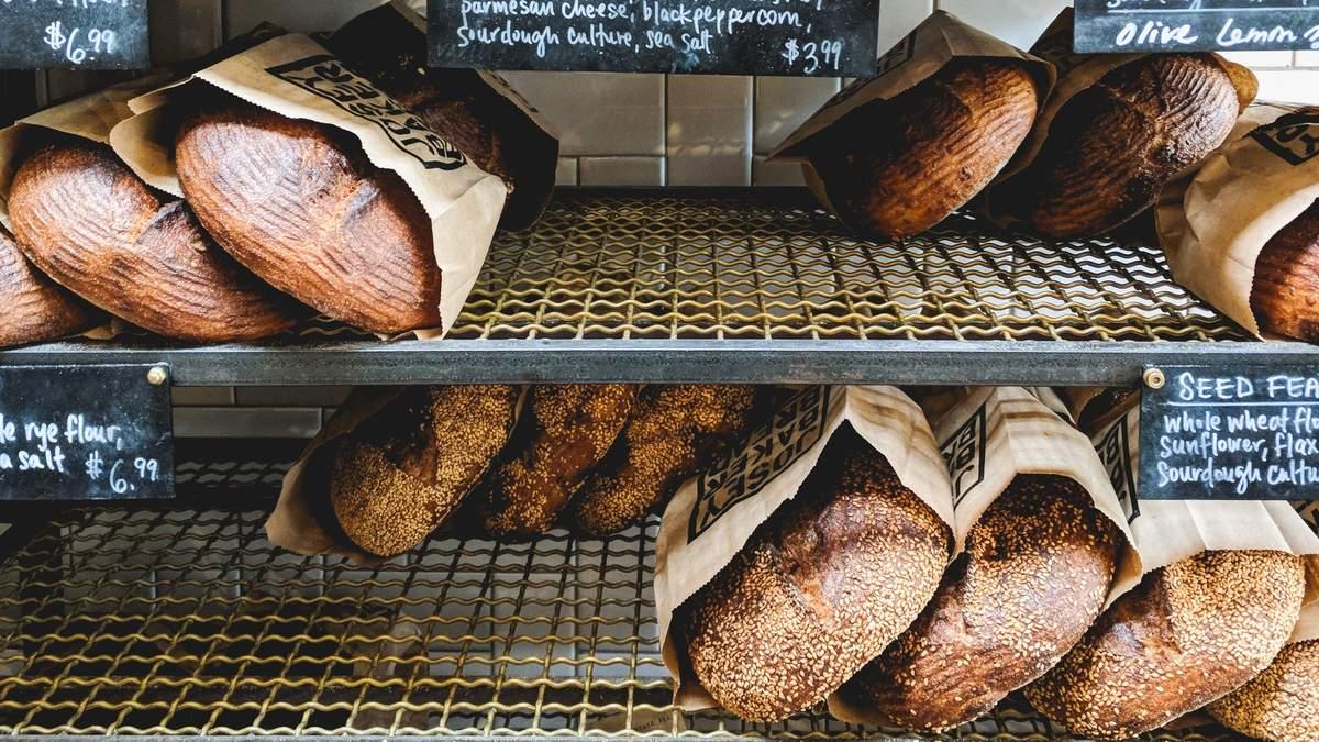 У хлібі знайшли речовину, що може призвести до діабету
