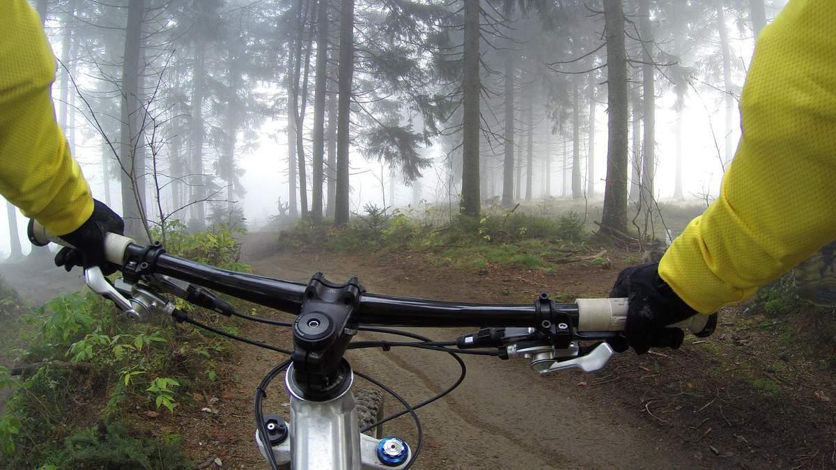 Як велосипед впливає на здоров'я чоловіка