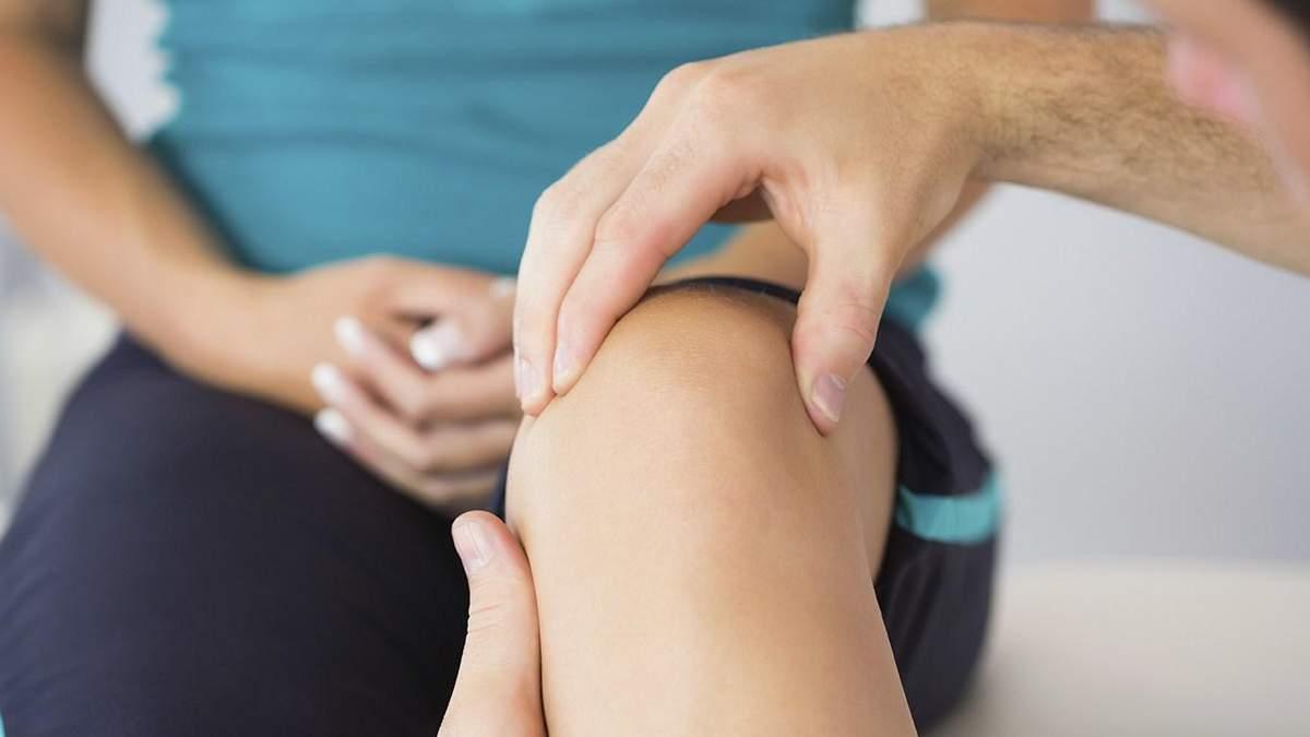 Артроз колінного суглоба: симптоми, причини, лікування