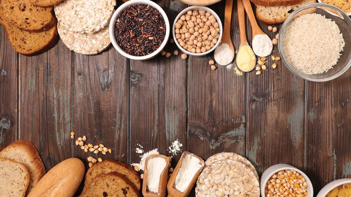 Що таке глютен в продуктах - шкода і користь глютена