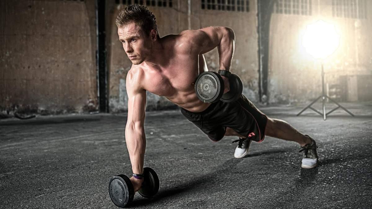 Какие спортивные добавки помогут набрать мышечную массу