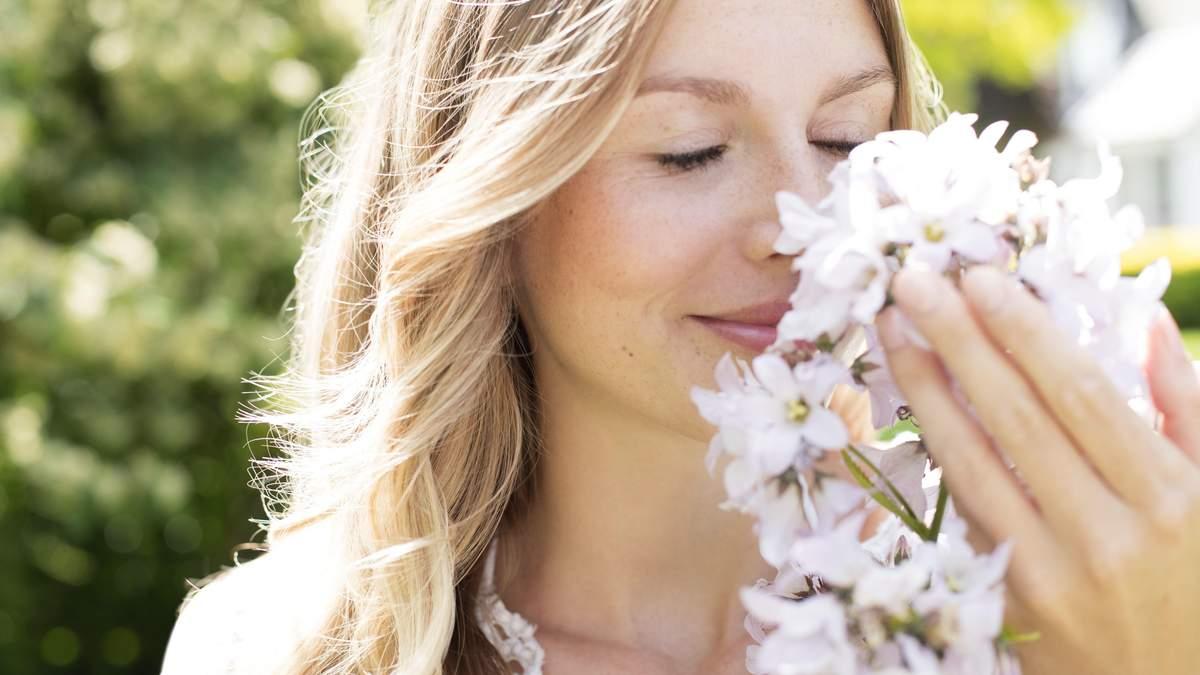 Втрата нюху: основні причини аносмії