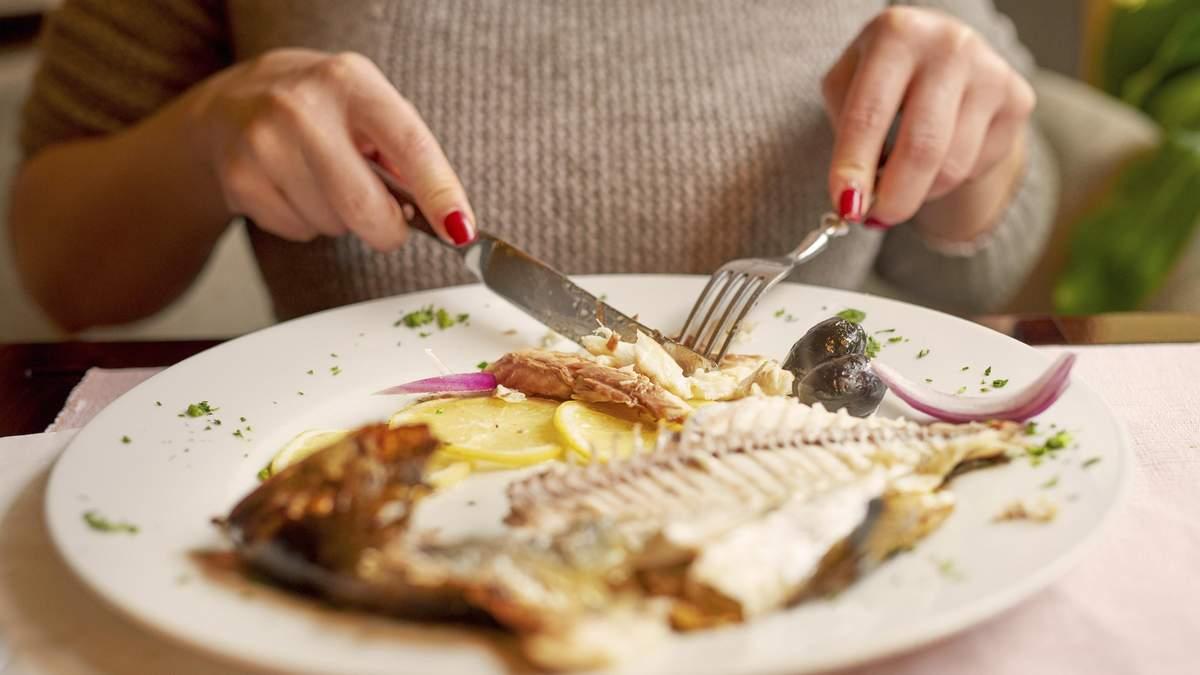 М'ясо чи риба: що їсти, щоб жити довше