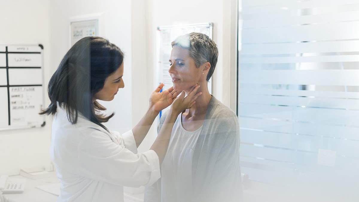 Какие симптомы указывают на проблемы с щитовидной железой