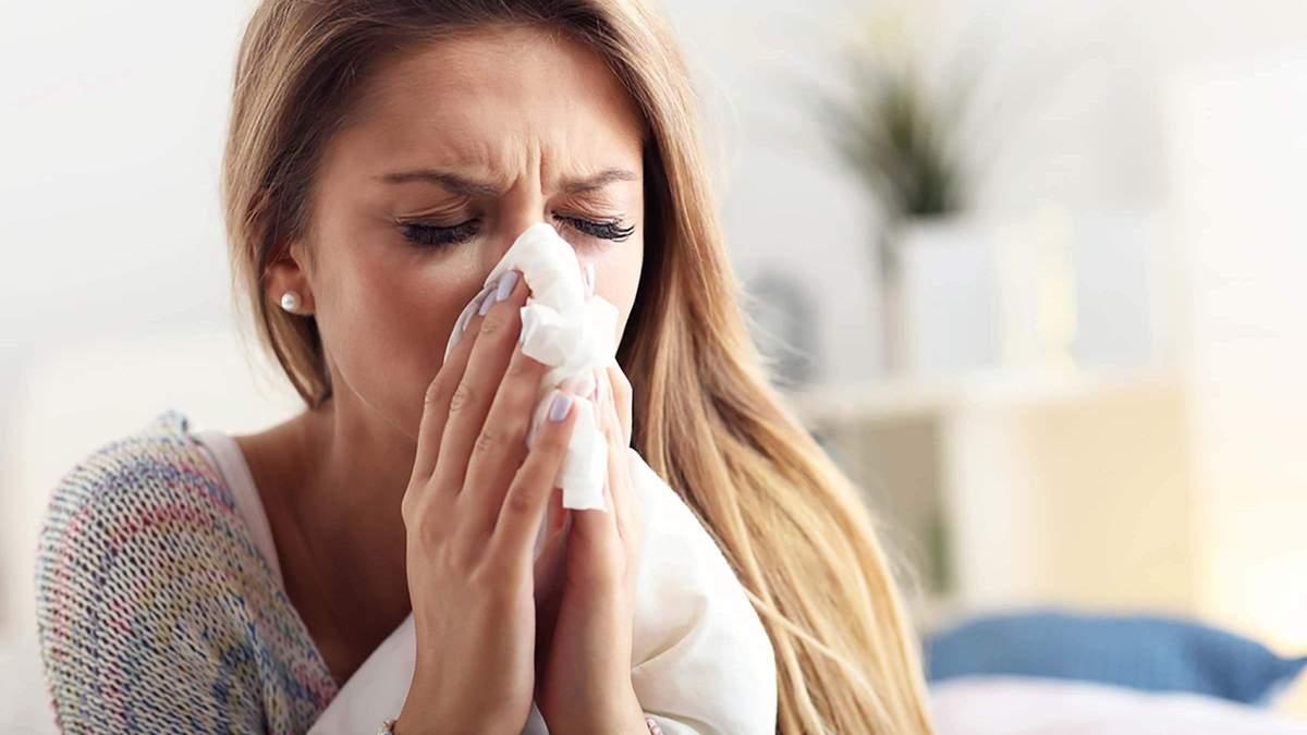 Як відрізнити алергічний нежить від симптомів застуди