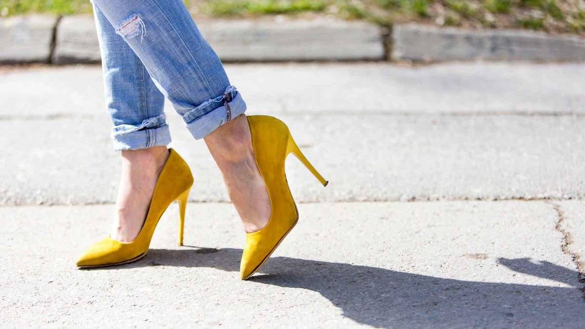 Супрун назвала небезпечне взуття