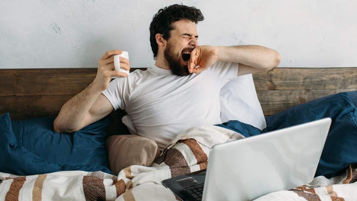 Почему мы зеваем