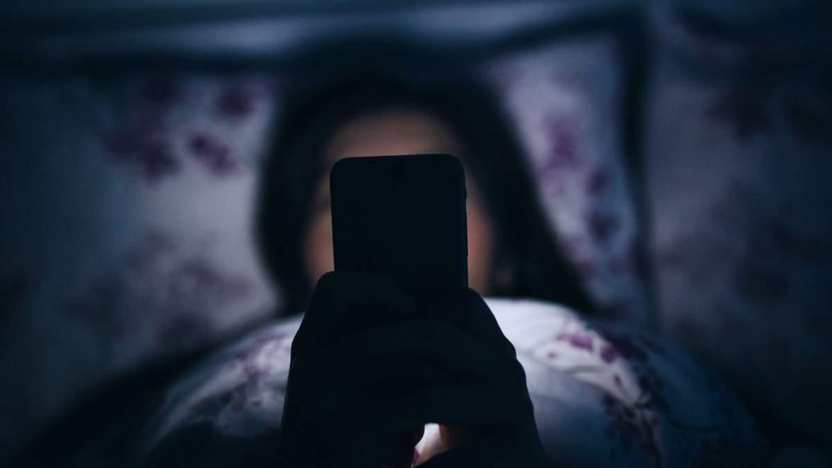 Телефон мешает спать